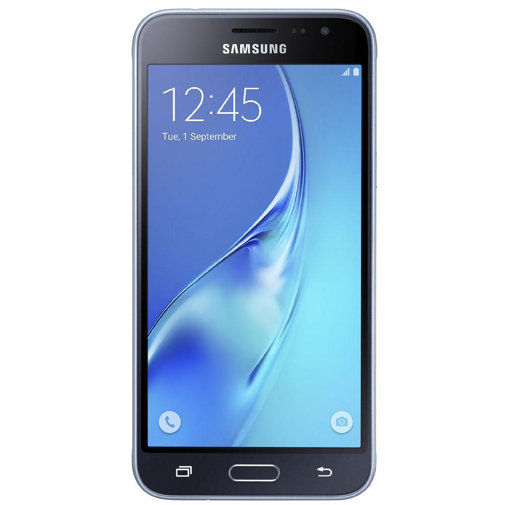 1000x1000 Samsung Galaxy J3 Unlocked Mobile Phone Black Officeworks