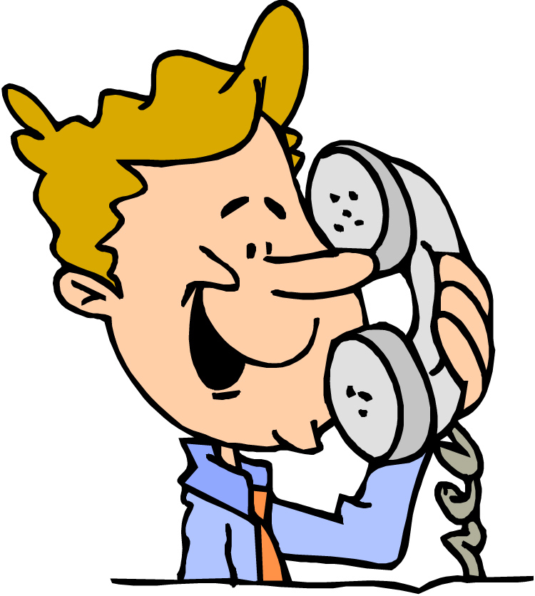 750x836 Free Phone Call Clipart Image