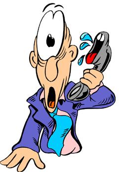 245x350 Prank Phone Call Clip Art Cliparts