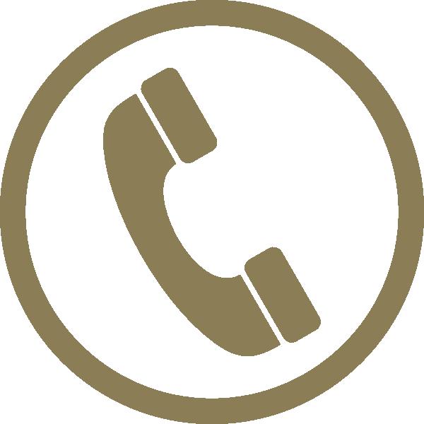 600x600 Telephone Clip Art