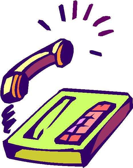 466x589 Telephone Clipart Phone Call