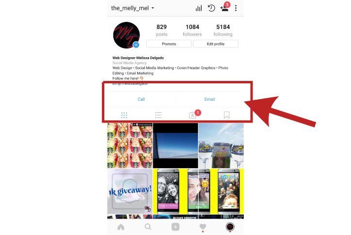 724x485 Wtf Is An Instagram Contact Button Tech Talk