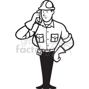 Phone Calling Clipart