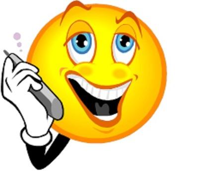 445x350 Call Clipart