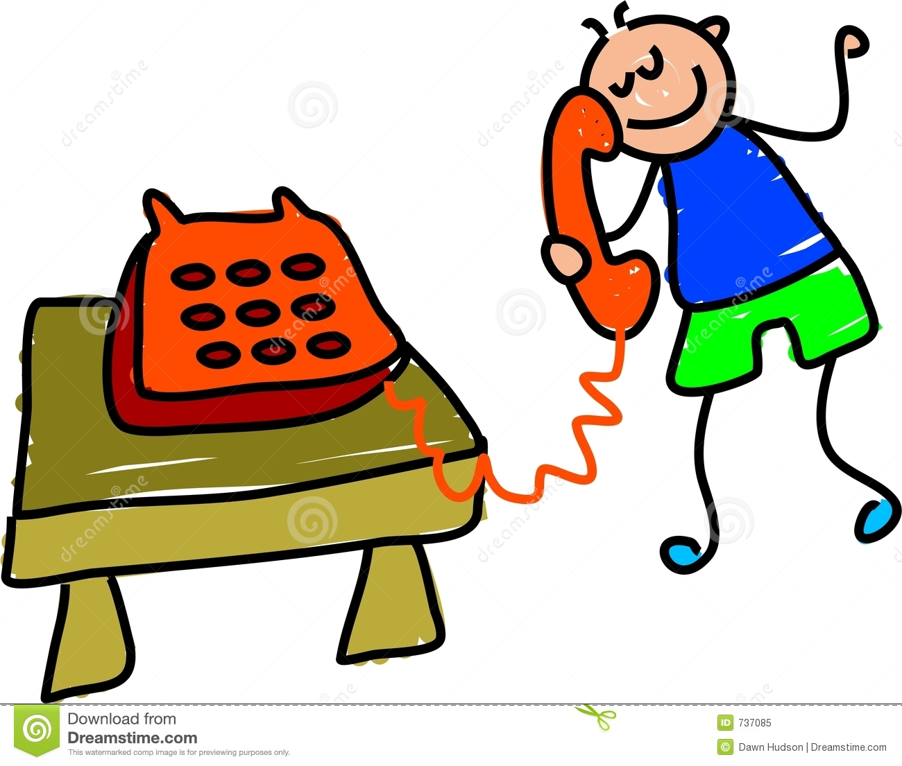 1300x1105 Friends On The Phone Clipart