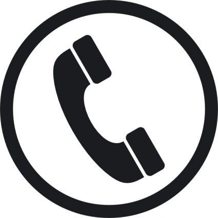 425x425 Phone, Icon, Clip Free Vector Noticias Phone Icon