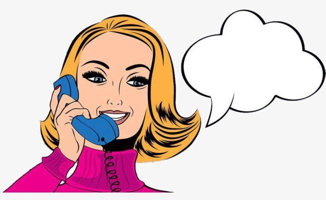 650x400 Listen To The Phone, Madam, Business People Listen To The Phone