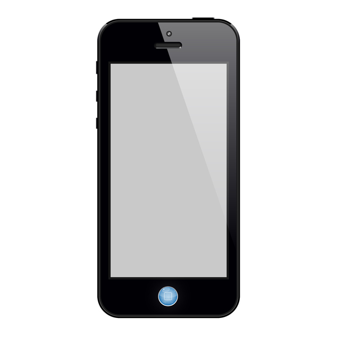 690x690 Mobile Phone Icon Vectors Download Free Vector Art
