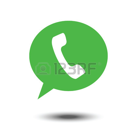 450x450 Illustration Of Phone Icon With Dollar Speech Bubble Royalty Free
