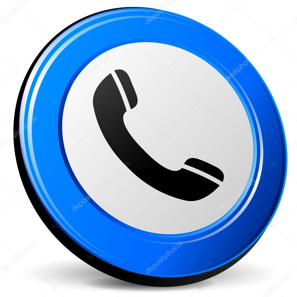 1024x1024 Vector Phone Icon 3d Stock Vector Nickylarson