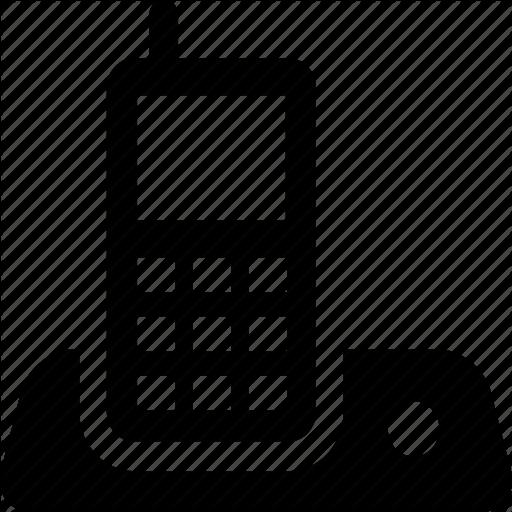 512x512 Communication, Cordless Telephone, Landline, Landline Phone, Phone
