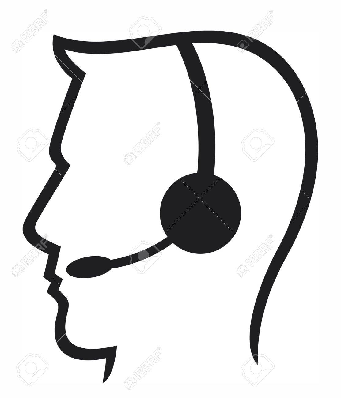 1113x1300 Headset Symbol (Man Headset, Call Center Icon, Face With Headset