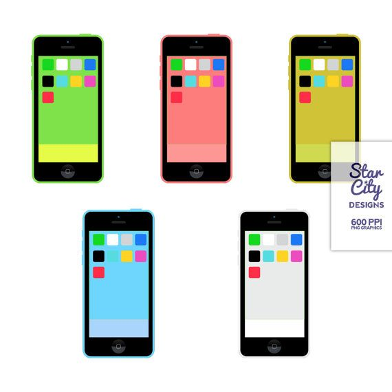 Phones Clipart