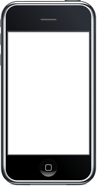336x640 Free Smartphone Clipart Image