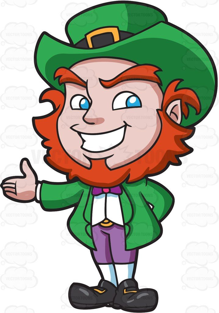 Photo Of Leprechaun Clipart