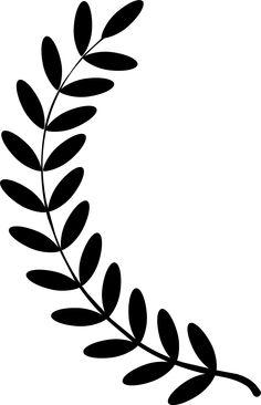 236x366 Olive Branch Clip Art