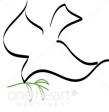378x388 Olive Branch Clipart Wedding Dove Clipart