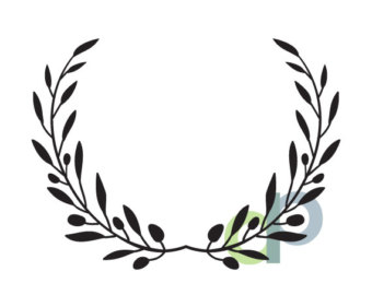 340x270 Olive Branch Wreath Etsy