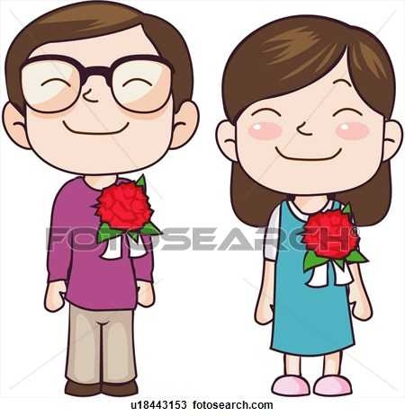 450x463 Top 10 Two People Clip Art