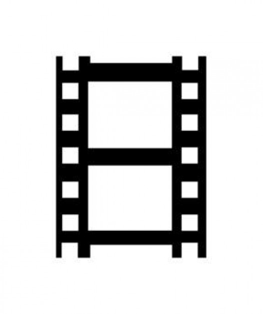 525x626 Film Strip Vector Icons Icons, Films And Template