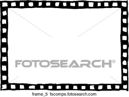 450x338 Clipart Of Frame 5 Frame 5