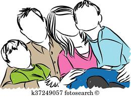 260x194 Family Photograph Clipart And Illustration. 864 Family Photograph