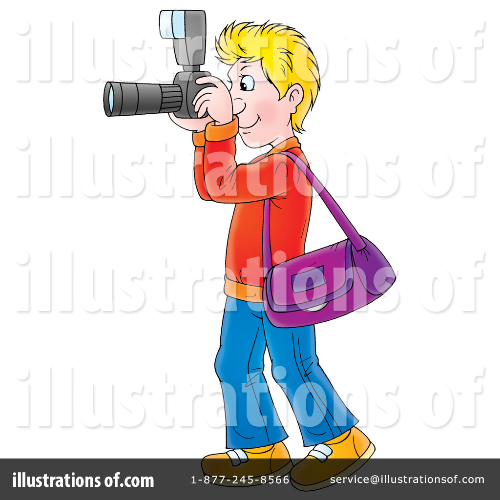 1024x1024 Photographer Clipart