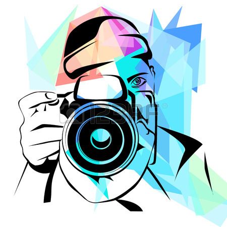 450x450 Mesmerizing Photography Clipart Vintage Camera Vector Clip Art