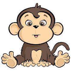 236x236 Cute Cartoon Monkeys Monkeys Cartoon Clip Art Cartoon Images
