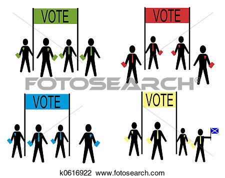 450x357 Political Parties Clipart