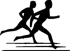300x221 Race Clipart Physical Activity