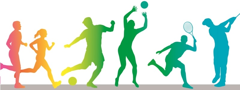 800x300 Sport Clipart Physical Activity