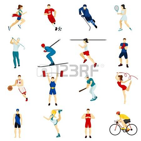 450x450 Skiing Clipart Physical Activity