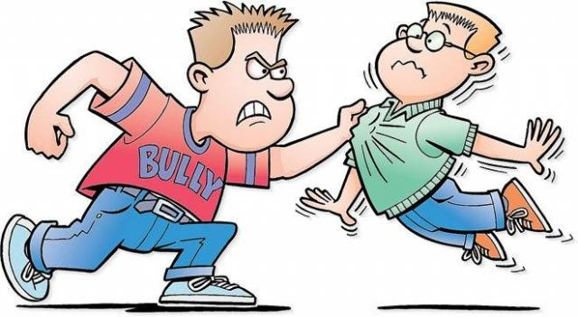 640x351 Physical Bullying Clipart