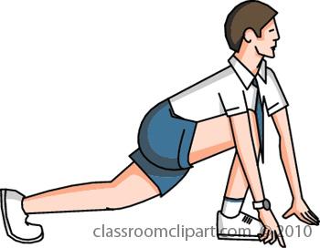 350x272 Exercise Clip Art