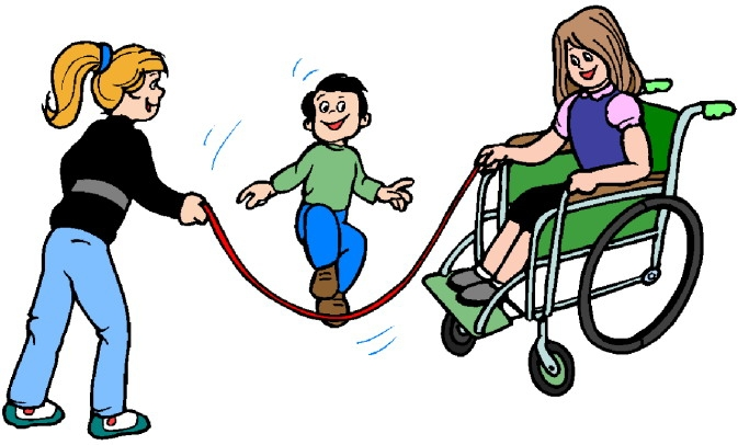 673x406 Adaptive Physical Education Clipart