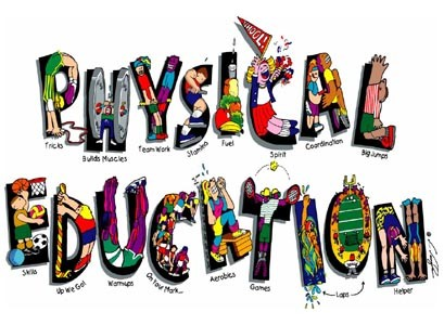 409x300 Best Physical Education Clipart