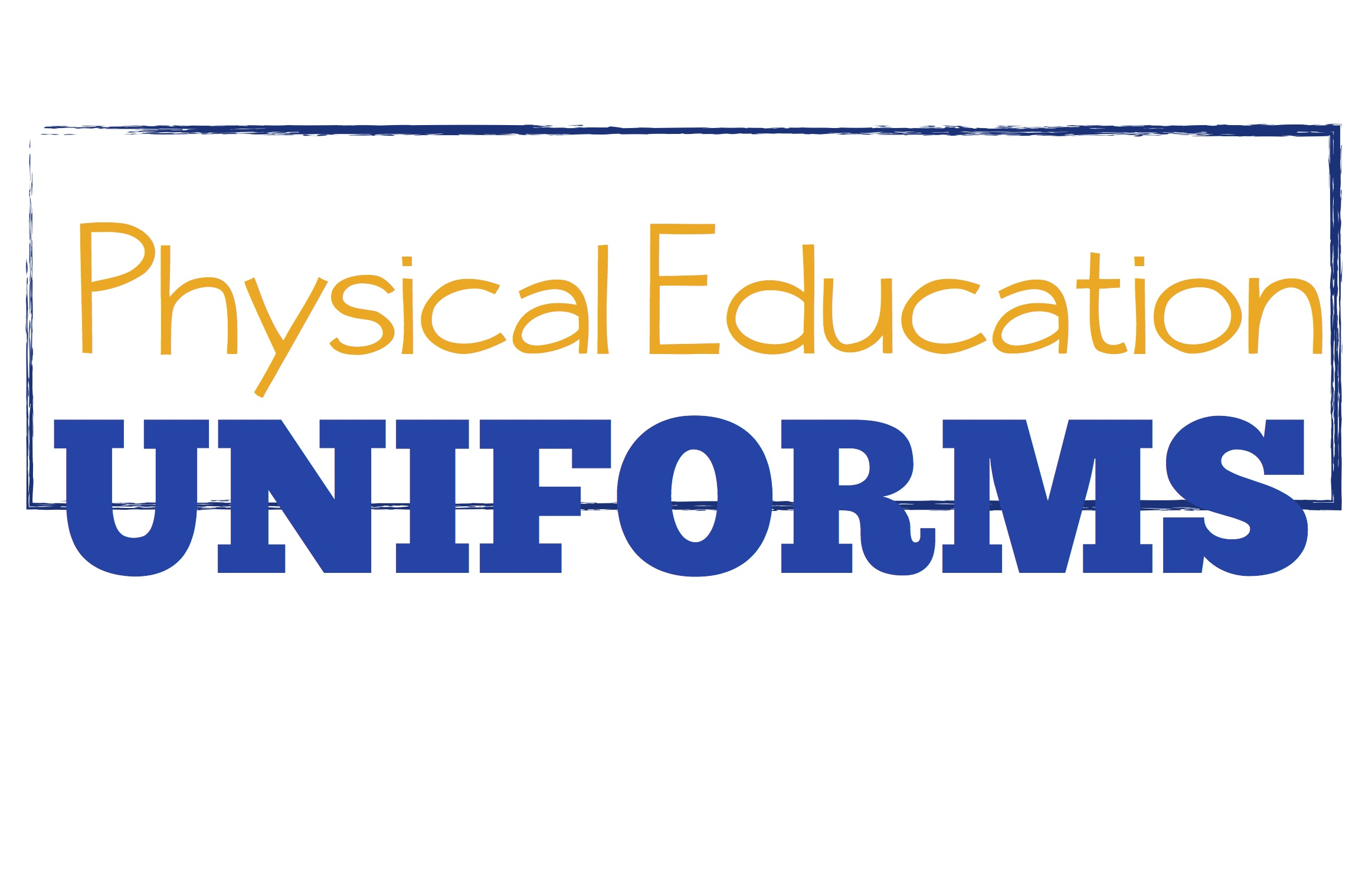 2325x1500 Physical Education Uniforms