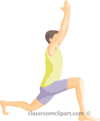 330x400 Physical Exercise Clipart
