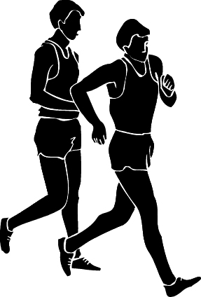 287x424 Sports And Fitness Clipart