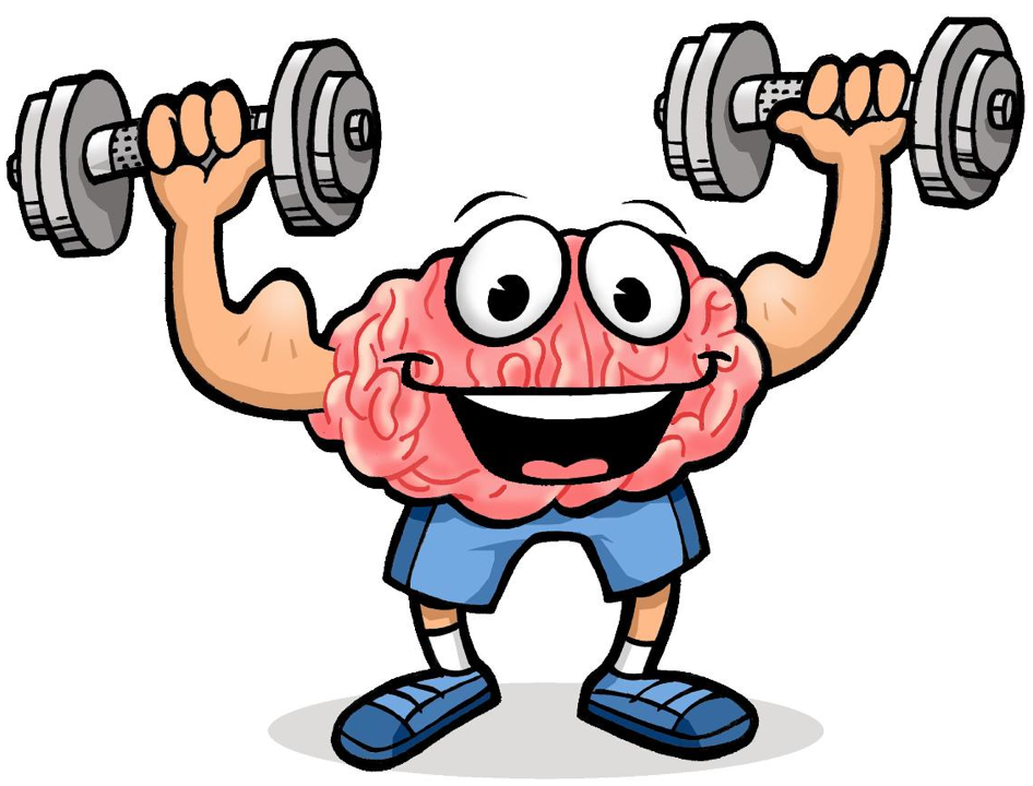 946x720 Brain Workout Clipart Clipartfest Free