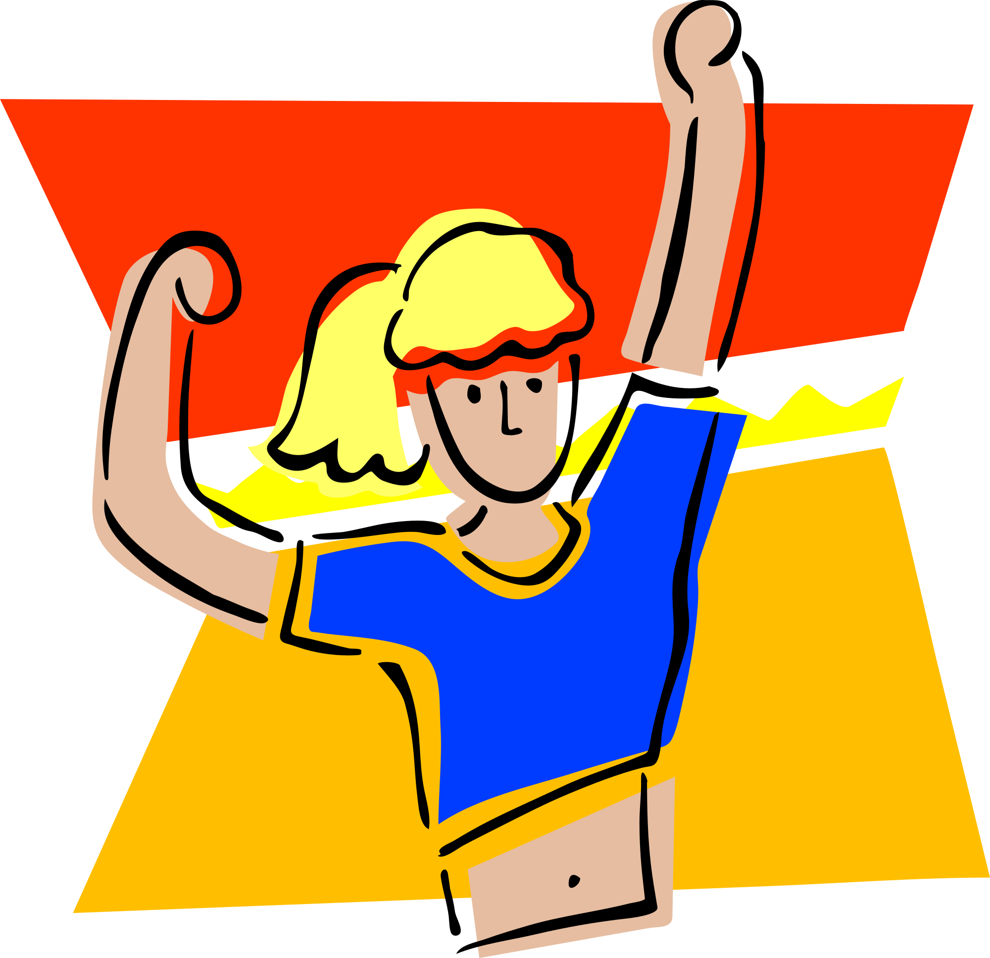 2000x1936 51 Free Fitness Clipart