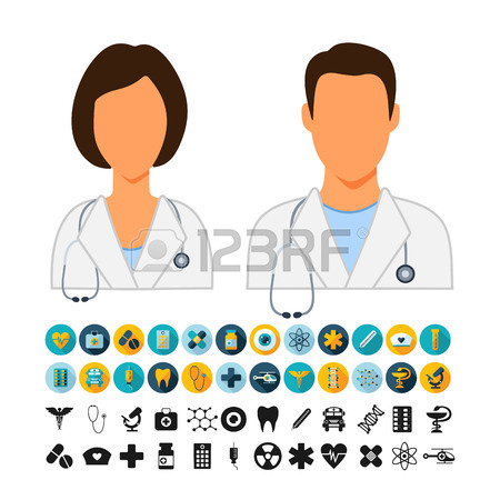 Physicians Clipart