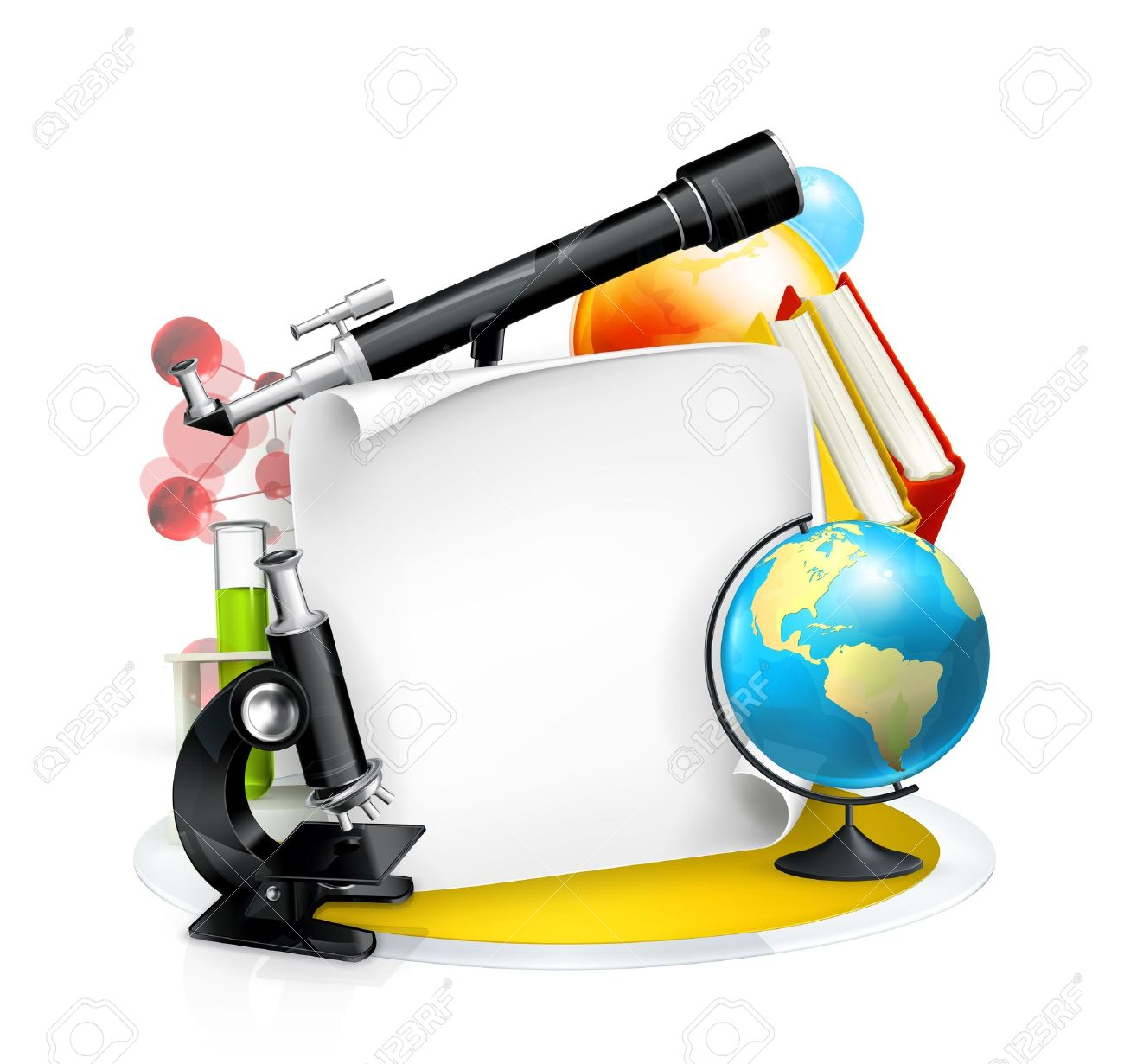 1300x1231 Element clipart physics science