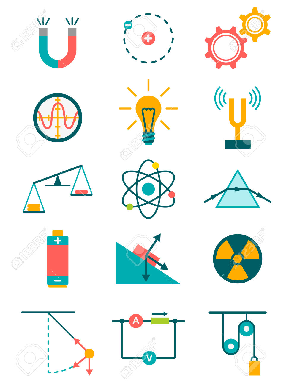 Physics Clipart Free