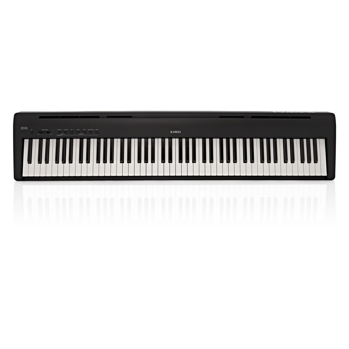 1200x1200 Kawai Es110 Digital Stage Piano, Black