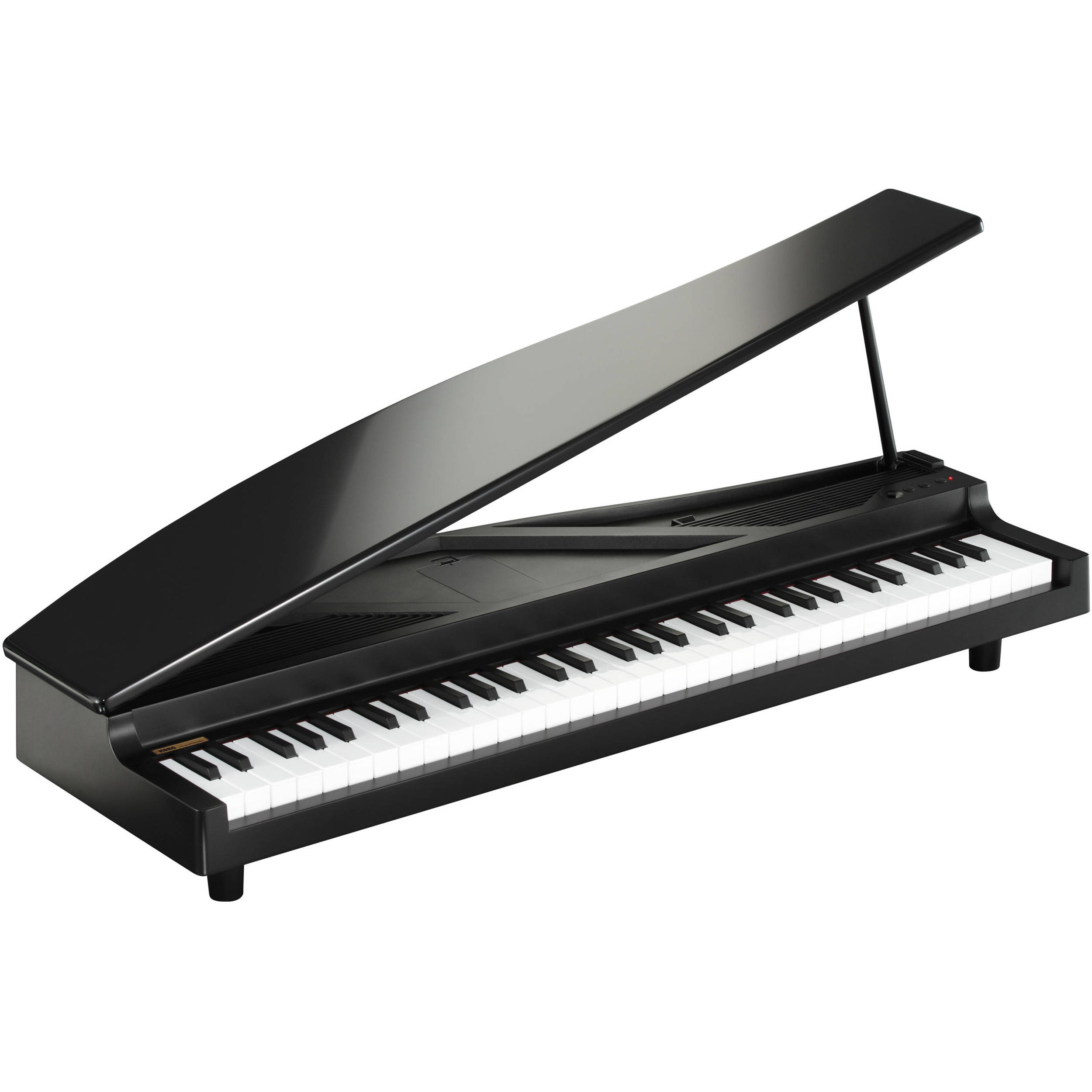 2500x2500 Korg Micropiano Digital Piano (Black) Micropianobk Bamph Photo