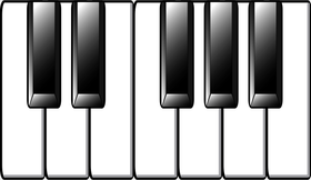 280x162 Layout Of Piano Keys