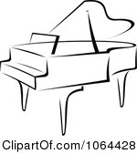 150x169 Piano Keyboard Clipart Black And White Clipart Panda