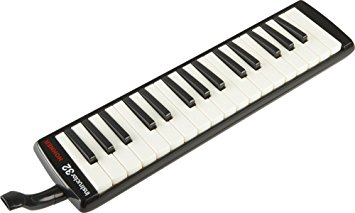 355x213 Hohner 32b Piano Style Melodica Black Musical Instruments